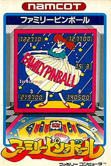Juego online Family Pinball (NES)