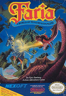 Juego online Faria: A World of Mystery and Danger! (NES)