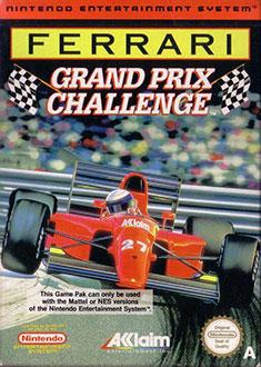Juego online Ferrari Grand Prix Challenge (NES)