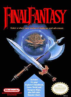 Juego online Final Fantasy (NES)