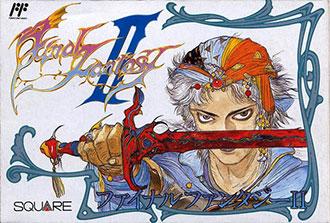 Juego online Final Fantasy II (NES)
