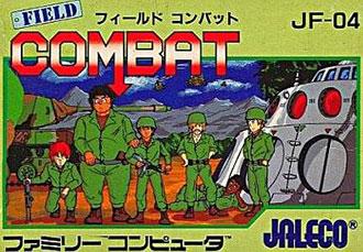 Juego online Field Combat (NES)