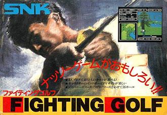 Juego online Fighting Golf (NES)