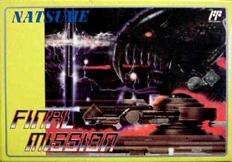 Juego online Final Mission (NES)