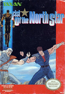 Juego online Fist of the North Star (NES)