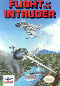 Juego online Flight of the Intruder (NES)