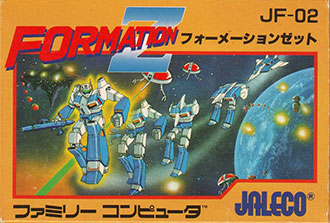 Juego online Formation Z (NES)
