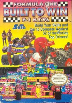 Juego online Formula One: Built to Win (NES)