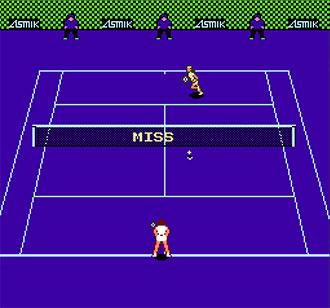 Imagen de la descarga de Four Players Tennis