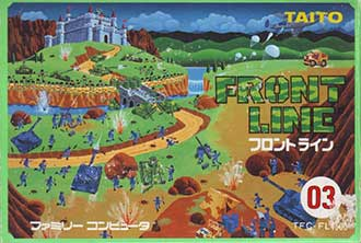 Juego online Front Line (NES)