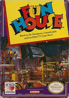 Juego online Fun House (NES)