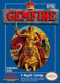 Juego online Gemfire (NES)