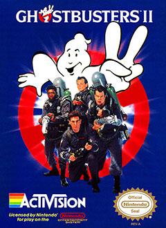 Juego online Ghostbusters II (NES)