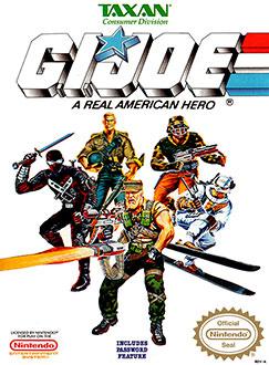 Portada de la descarga de G.I. Joe: A Real American Hero