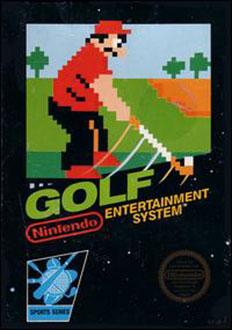 Juego online Golf (NES)