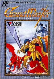 Juego online Grand Master (NES)