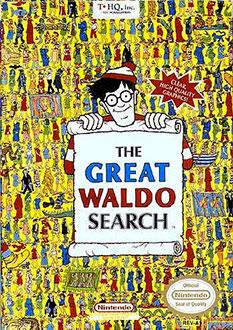 Portada de la descarga de The Great Waldo Search
