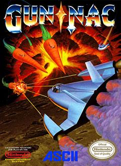 Juego online Gun Nac (NES)