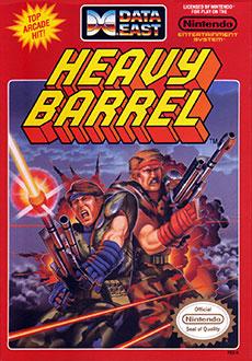 Juego online Heavy Barrel (Nes)