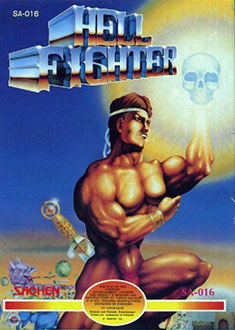 Juego online Hell Fighter (NES)