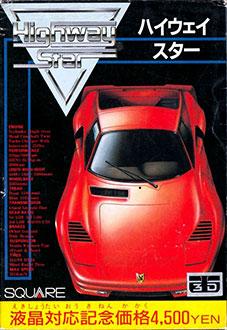 Juego online Highway Star (NES)