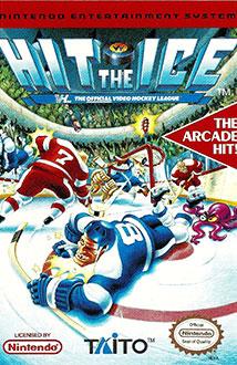 Juego online Hit the Ice (NES)