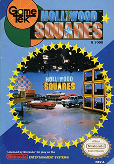 Juego online Hollywood Squares (NES)