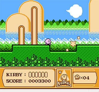 Imagen de la descarga de Hoshi no Kirby: Yume no Izumi no Monogatari