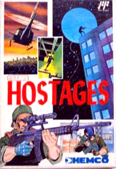 Juego online Hostages: The Embassy Mission (NES)