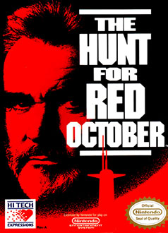 Juego online The Hunt for Red October (NES)