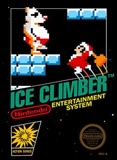 Juego online Ice Climber (NES)