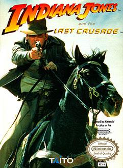 Portada de la descarga de Indiana Jones and the Last Crusade