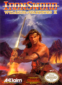 Portada de la descarga de IronSword: Wizards & Warriors II
