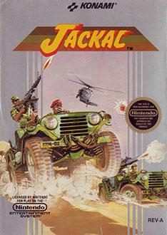 Juego online Jackal (NES)