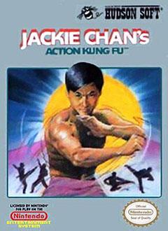 Portada de la descarga de Jackie Chan