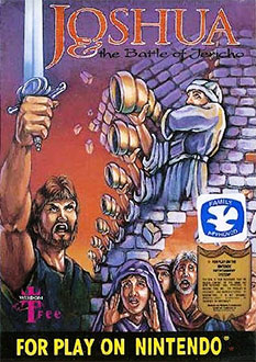 Juego online Joshua: The Battle of Jericho (NES)