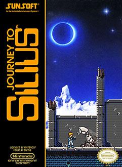 Portada de la descarga de Journey to Silius