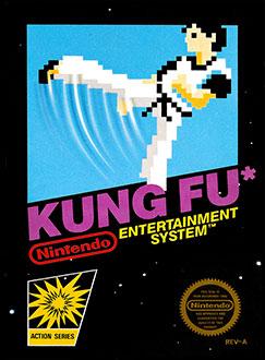 Juego online Kung Fu (NES)