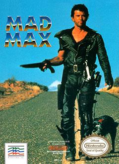 Portada de la descarga de Mad Max