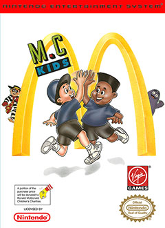 Portada de la descarga de M.C. Kids