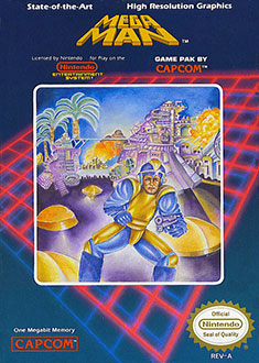 Juego online Mega Man (NES)