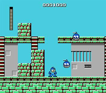 Imagen de la descarga de Mega Man