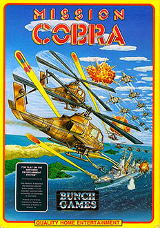 Portada de la descarga de Mission Cobra