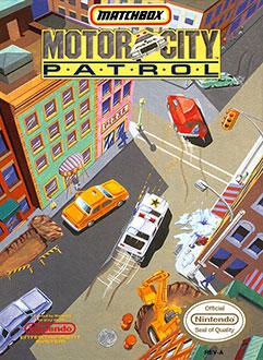 Portada de la descarga de Motor City Patrol