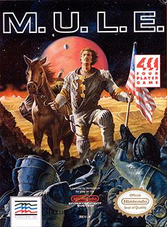 Juego online M.U.L.E. (NES)