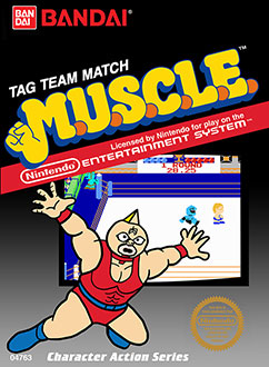 Juego online M.U.S.C.L.E (NES)