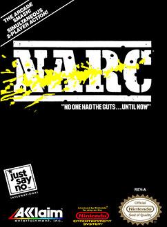 Portada de la descarga de NARC