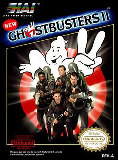 Portada de la descarga de New Ghostbusters II