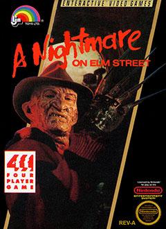 Juego online A Nightmare on Elm Street (NES)