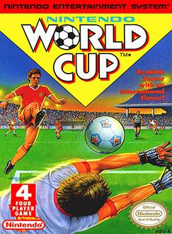 Portada de la descarga de Nintendo World Cup